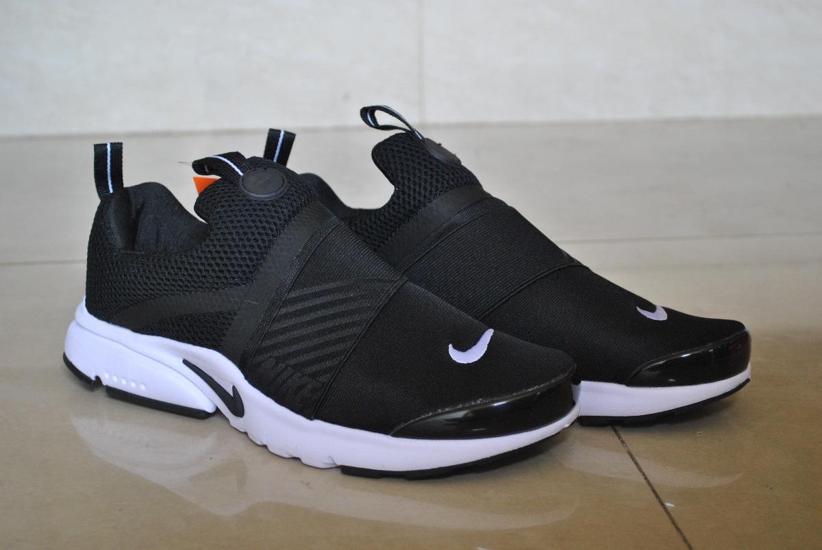 hot sale online 21071 48637 kp3 zapatos nike air presto extreme negro blanco caballeros. Cargando zoom.