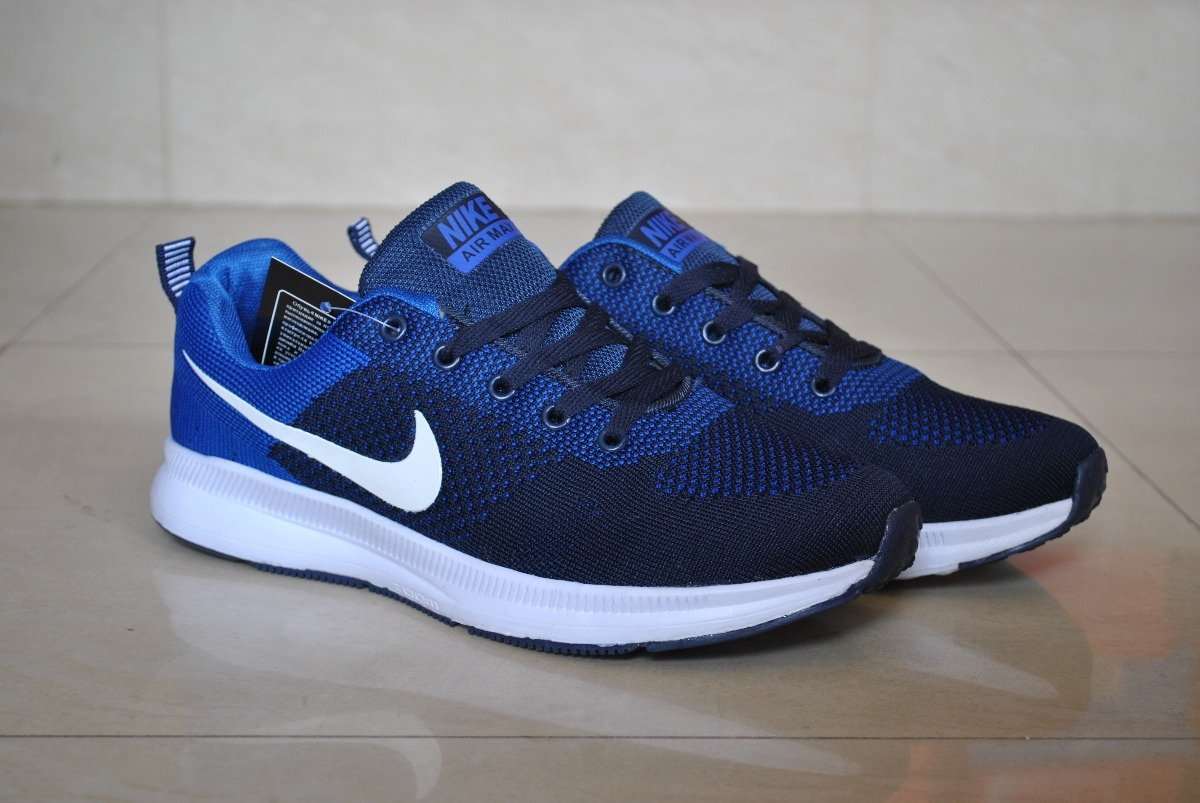 nike air zoom azul