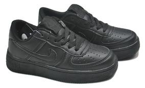 nike zapatos negros niño