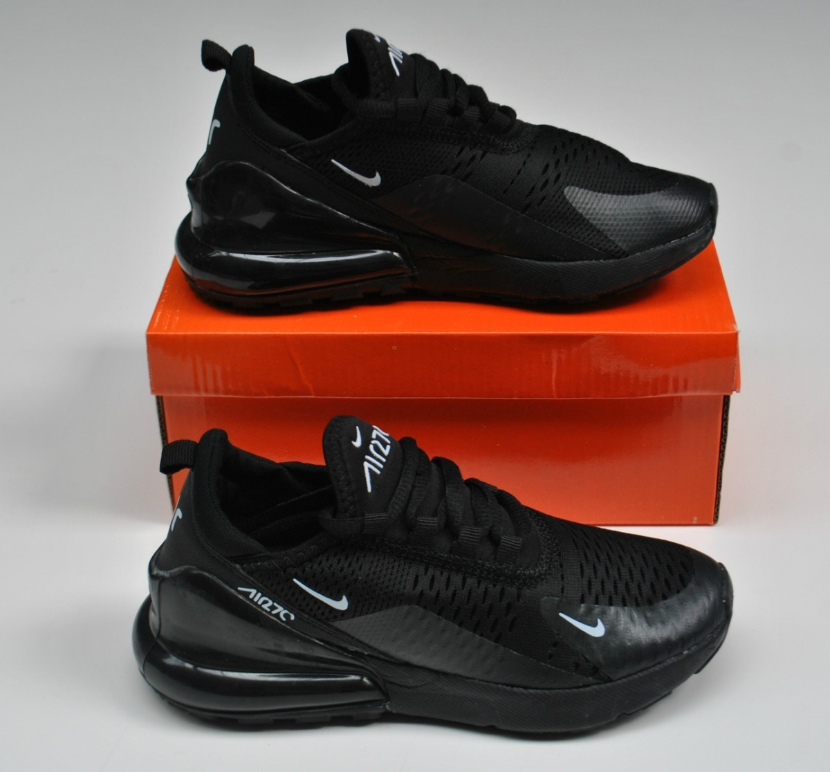 air max 270 niño negra