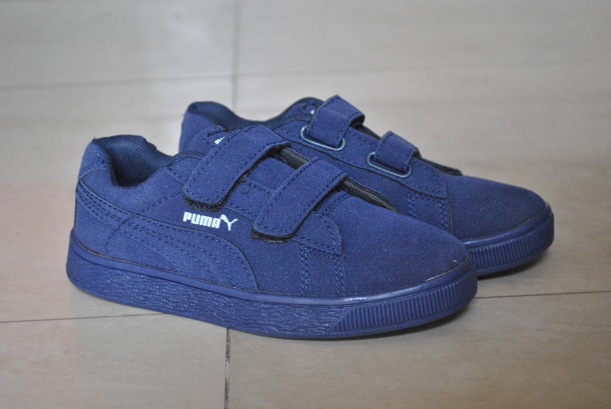 zapatos puma para niños