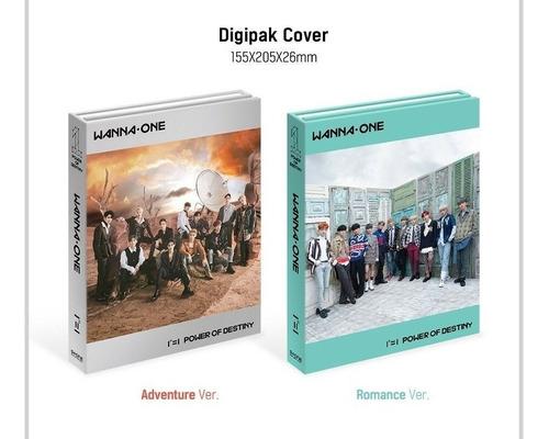 kpop album wanna one power of destiny original - com poster