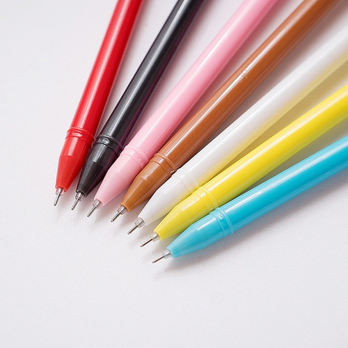 kpop bts lapiceros bt21 set 8 tinta gel