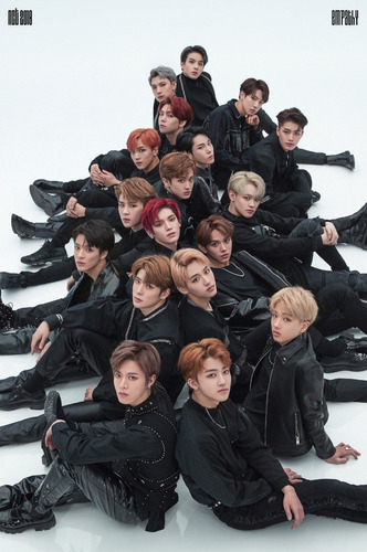 kpop kit nct 2 - 20 photocards + 1 poster