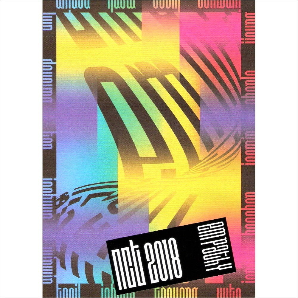 Kpop Nct 2018 Empathy [ Dream Ver ] Album Cd - Pron Entreg
