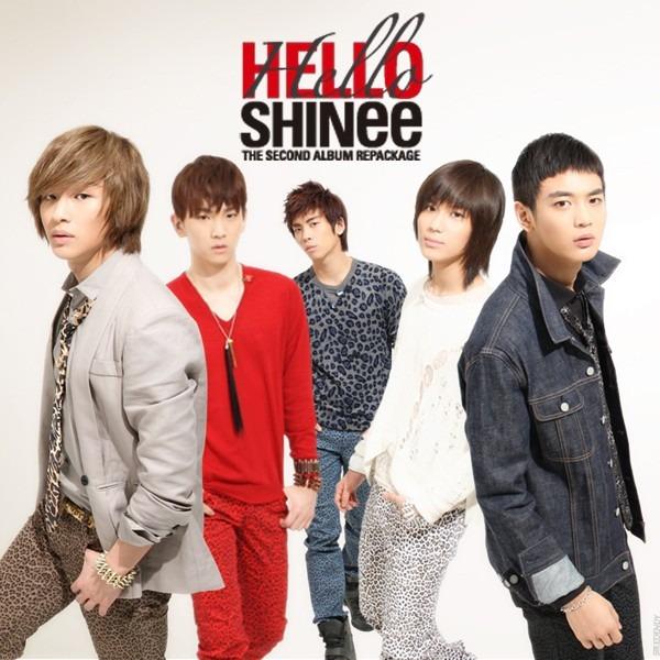 Resultado de imagem para Hello SHINEE