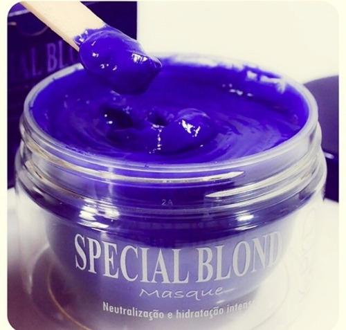 kpro special blonde máscara 500 gramas
