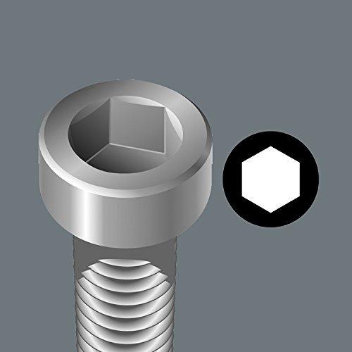 kraftform 2054 micro destornilladores hexagonales 1
