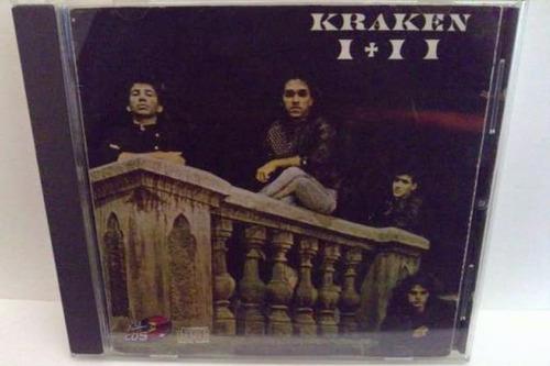 kraken i + ii cd nuevo- entrega inmediata