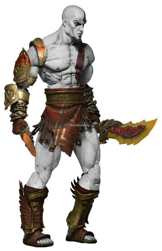 kratos 22 cm god of war 3 kratos ghost of sparta marca neca