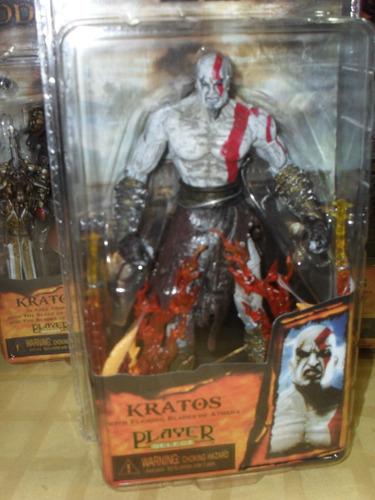 kratos god of war excelente ! neca original venta individual