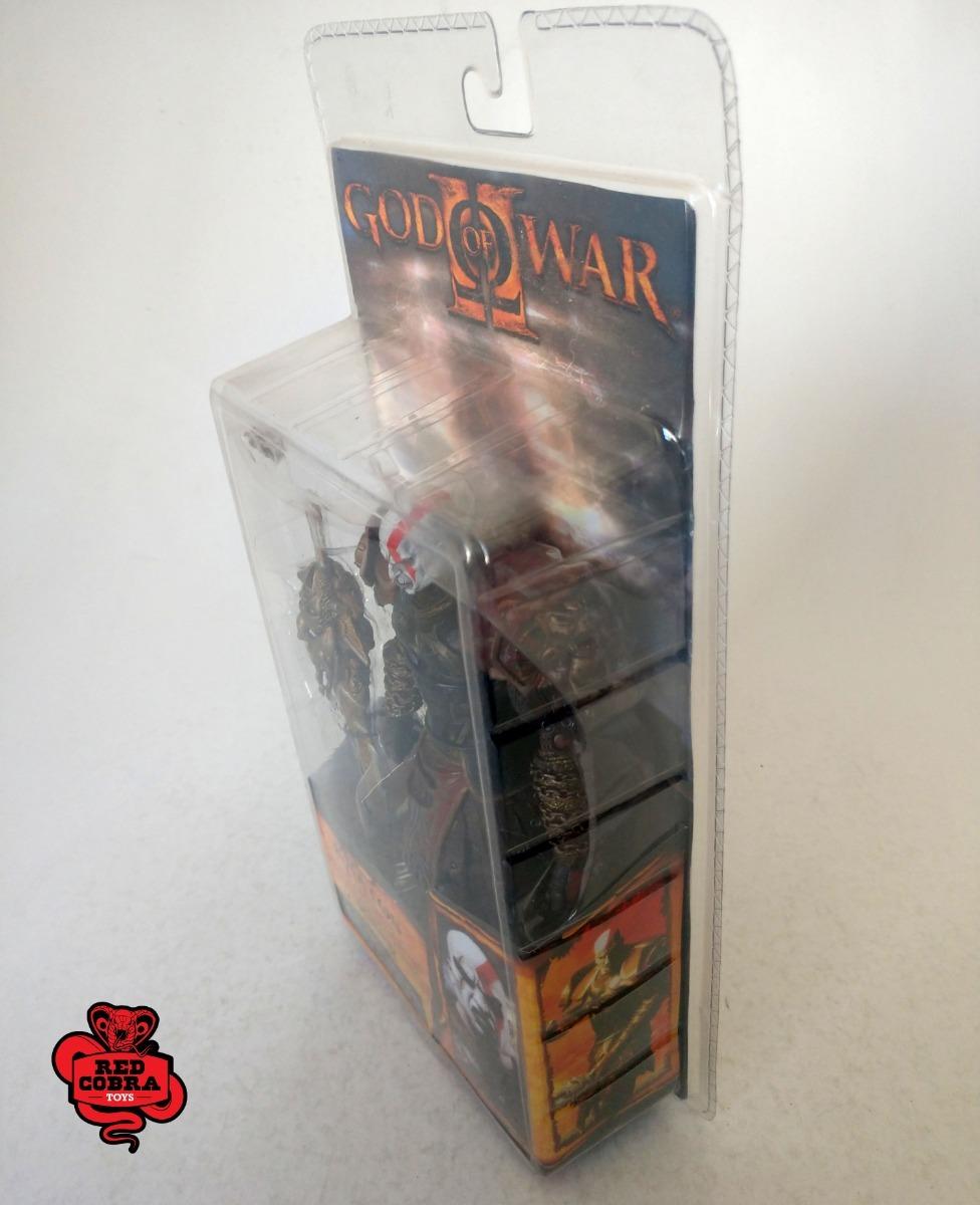 Kratos God Of War Ii Ares Armor Neca Red cobra toys