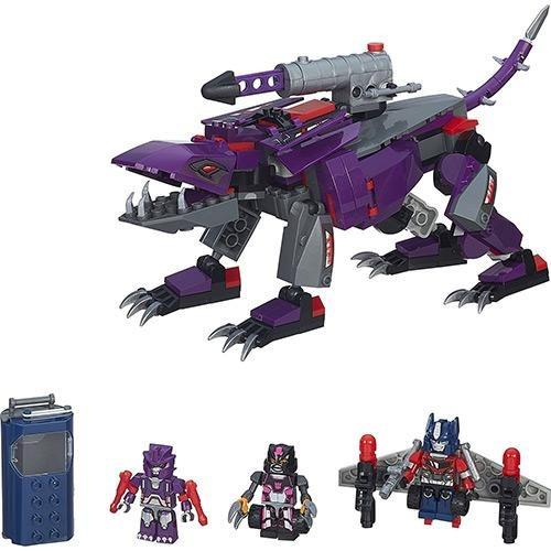 kre-o transformers ataque ao jetpack hasbro