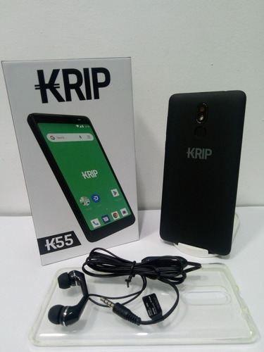 krip k55 - 2 gb ram - quad-core / 13 mpx / android 8.0