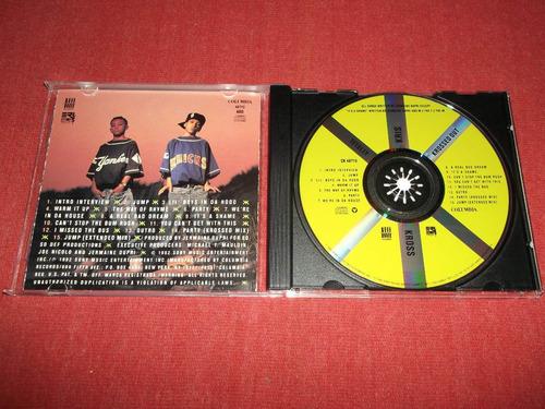 kris kross - totally krossed out cd usa ed 1992 mdisk