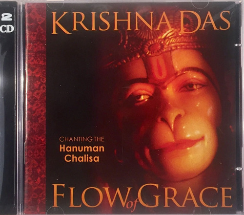 krishna das - flow of grace - cd duplo lacrado