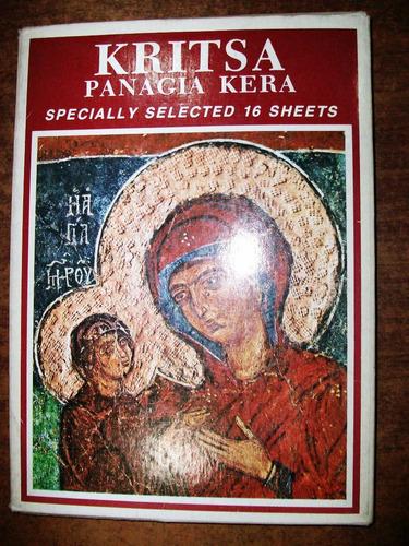 kritsa panagia kera - speccially selected 16 sheets