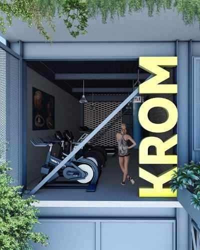 krom - working living units narvarte - preventa