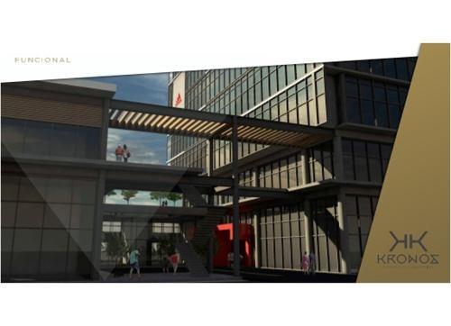 kronos oficinas en venta!! edificio nuevo y moderno listo para estrenar!!!
