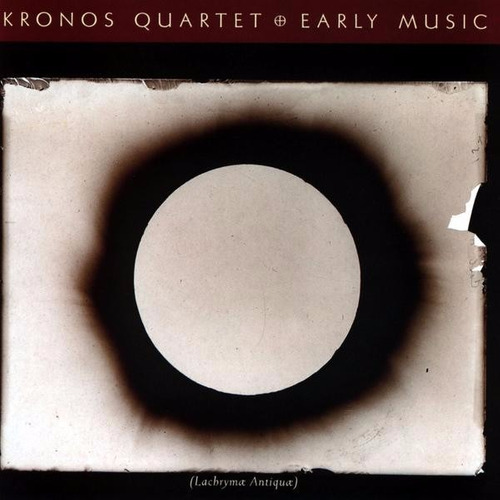 kronos quartet: early music (música antigua) cd