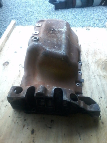 krros - carter motor peugeot 206 1.6 16v 9641444780