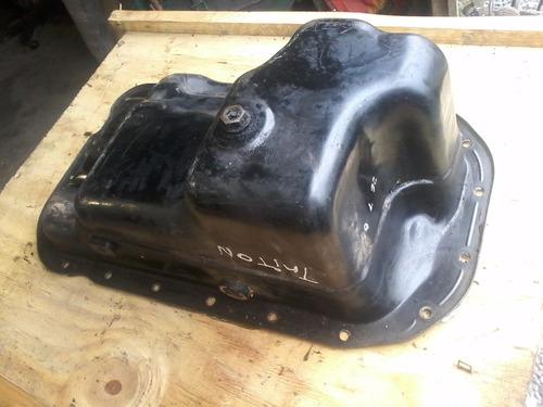 krros - carter oleo motor l200 triton 09 3.2 diesel
