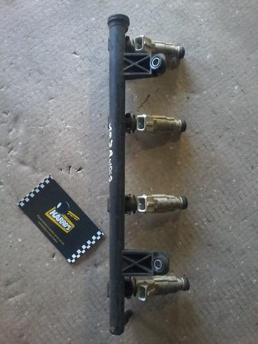 krros - flauta injeção sandero logan 8200494284a s/ bicos