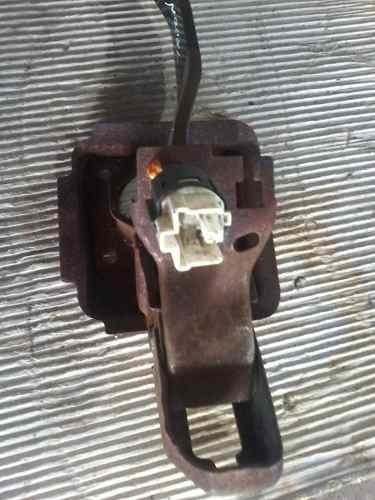 krros - pedal do freio mitsubishi l200 triton 3.2 sem sensor