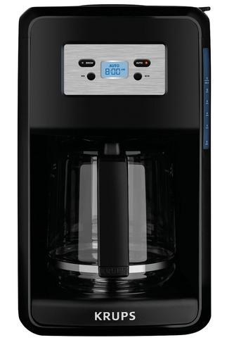 krups ec311 savoy máquina programable de cafetera digita...