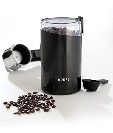 krups f203 molinillo de especias y café eléctr