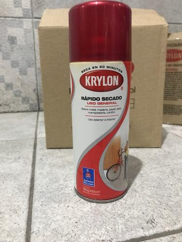 krylon pintura en aerosol