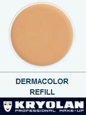 kryolan dermacolor refil 4g - original * com nota fiscal *