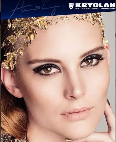 kryolan makeup blend diluidor base corretivo pronta entrega
