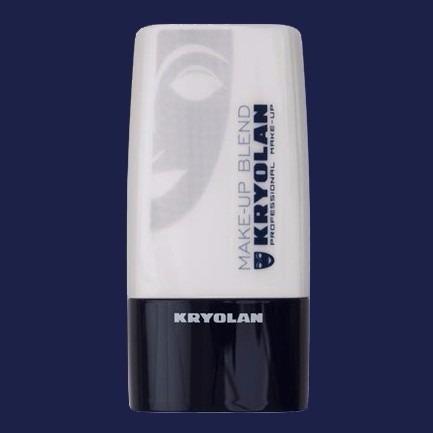 kryolan makeup blend diluidor de maquiagem 30ml + brinde