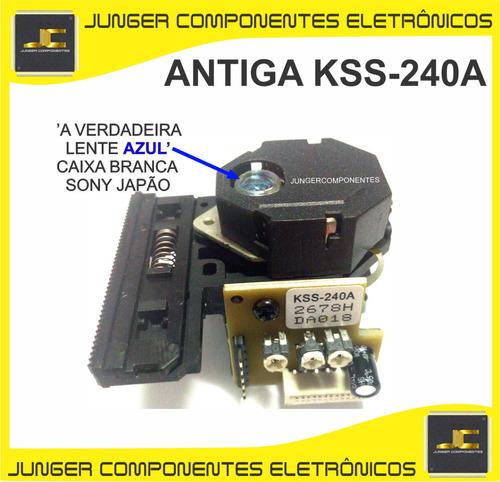 kss-240a - kss 240a - kss240a - kss240 -  unidade kss240a - leitor kss240a - kss 240a sony - kss-240a original kss 240 a
