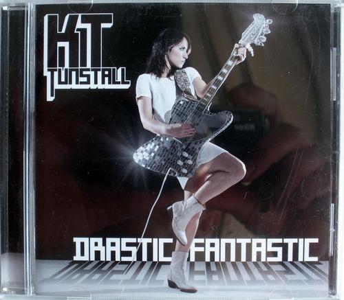 kt tunstall - drastic fantastic - cdpromo nacional