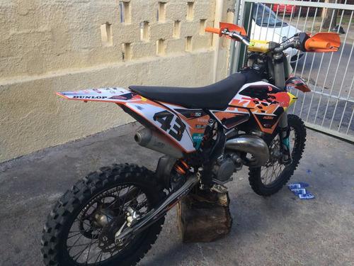 ktm 150cc año 2010