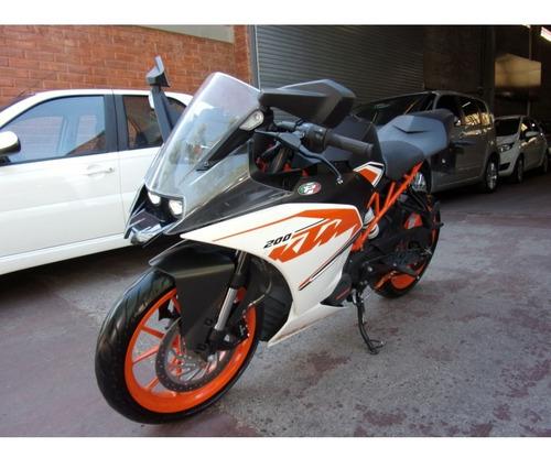 ktm 200 cc 2017