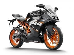 ktm 200 deportiva moto