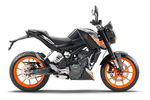 ktm 200 duke | 2021 | financiada