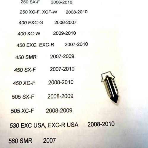 ktm 250 450 sx-f 505 sx-f aguja punzuar punzua #5463110000