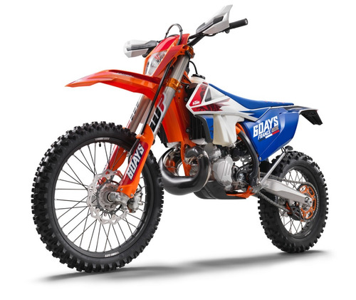 ktm 250 exc - tpi six days 2018 2t inyeccion ktm palermo
