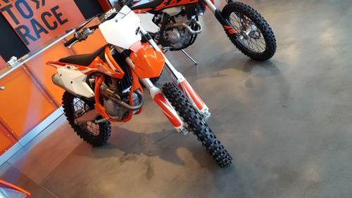 ktm 250 sx f gs motorcycle 2018   oportunidad 10hs