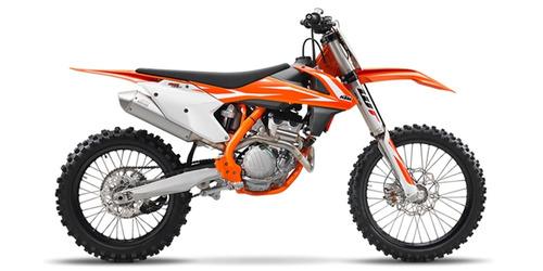 ktm 250 sxf 2018 cross no yamaha