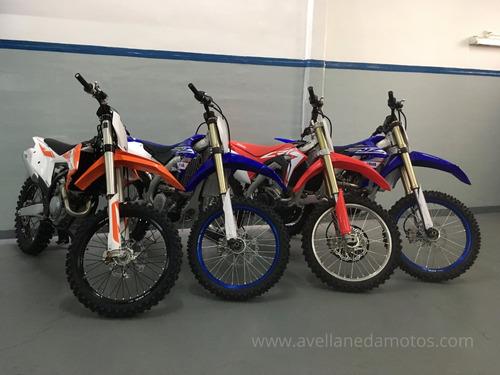 ktm 250 sxf 2019 en stock avellanedamotos