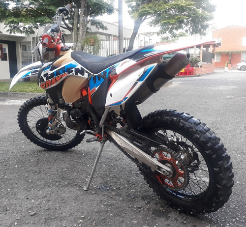 ktm 300 exc 2t 2015 six days