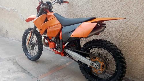 ktm 300 exc año 2007