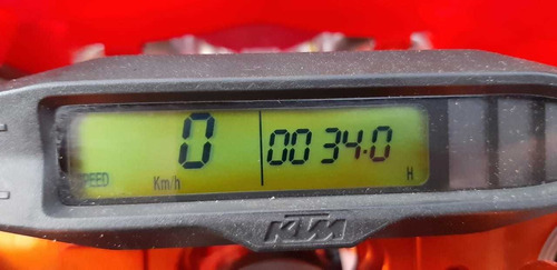 ktm 350 exc f six days