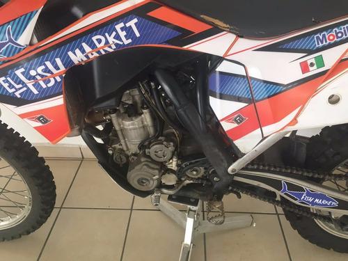 ktm   350 sx-f   2012  llantas nuevas