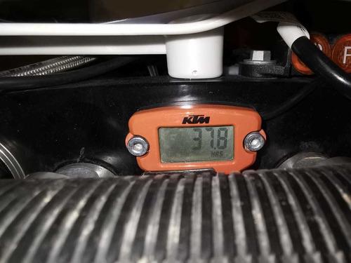ktm 350 xc-f (cross country) en muy buenas condiciones